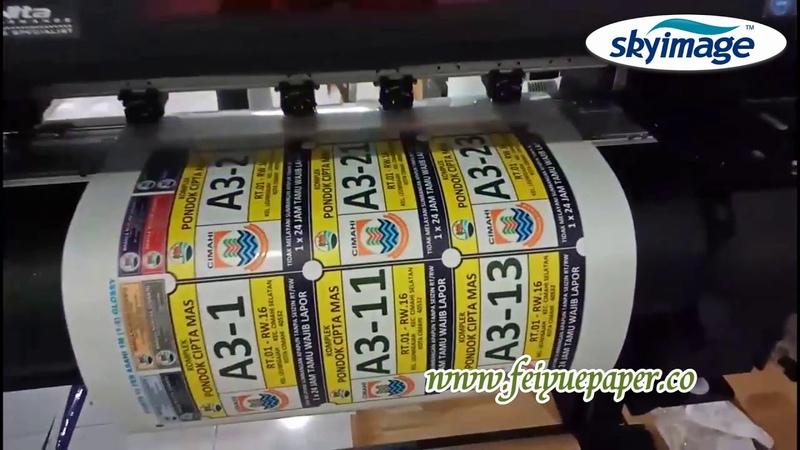 Широкоформатный Mimaki Ucjv 300-160 Uv Printer Образец теста