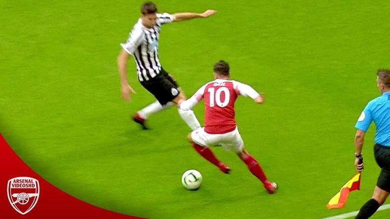 Mesut Özil Can't Dribble Ok, Explain This!