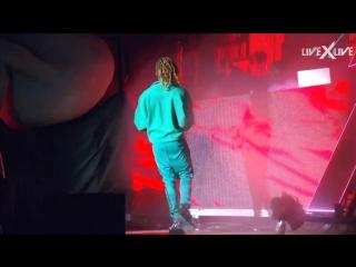 Lil uzi vert - rolling loud 2018 [live in california]