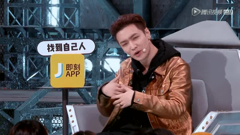 190117 ZHANG YIXING 张艺兴 — «Rave Now» ep08 preview 4
