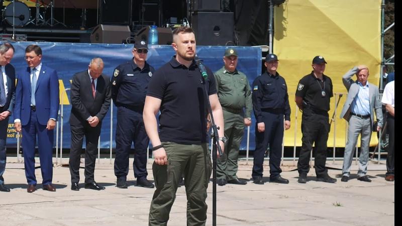 Андрій Білецький 150 хлопців звільнили Маріуполь, бо вирішили боротись, не чекаючи наказу зверху