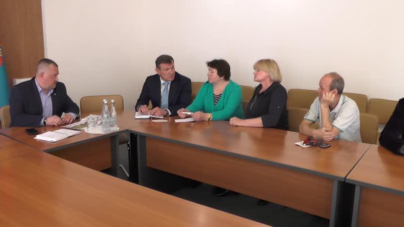 25 апреля 2019 г. - Встреча с О.О. Ивановым (начало)