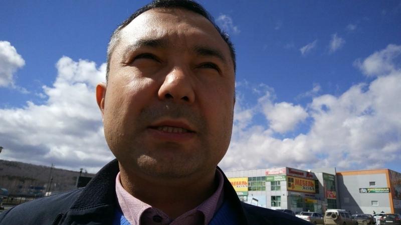 Земляки - Учалинцы! Приходите 3 июня выбрать кандидата от народа - Тимура Лукманова.