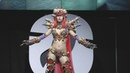 Cosplay Alexstrasza red dragon - World of Warcraft /Starcon 2018/