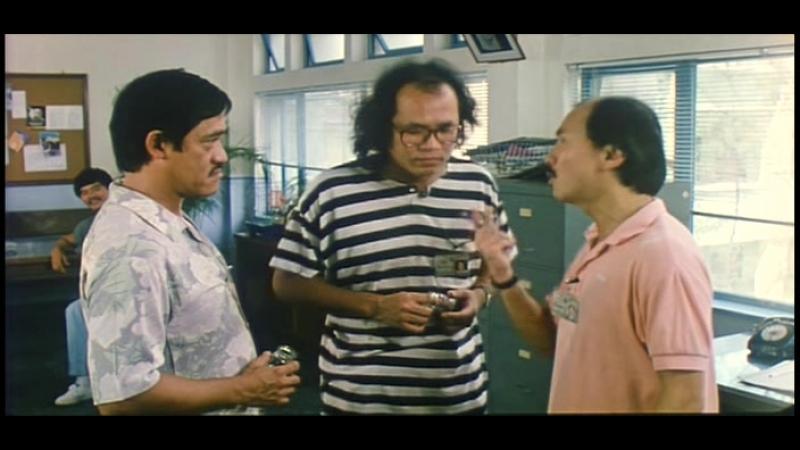 1986 - Пом Пом наносит ответный удар / Pom Pom Strikes Back