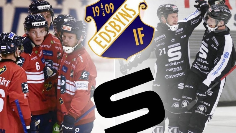 131118Edsbyns IF-Sandvikens AIKElitserien2018-19Highlights