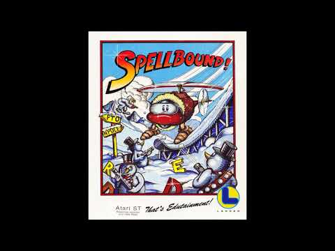 Old School {Amiga} Spell Bound ! full ost soundtrack