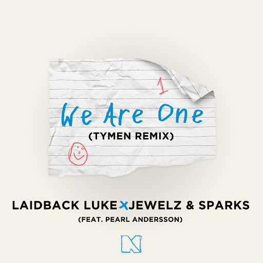 Laidback Luke альбом We Are One (feat. Pearl Andersson) (TYMEN Remix)