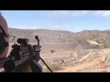How to Shoot Down Drones - MACHINE GUNS