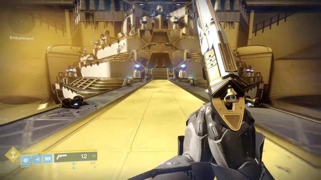 Destiny 2 - Titans Are Pretty Fast...maybe too Fast :D