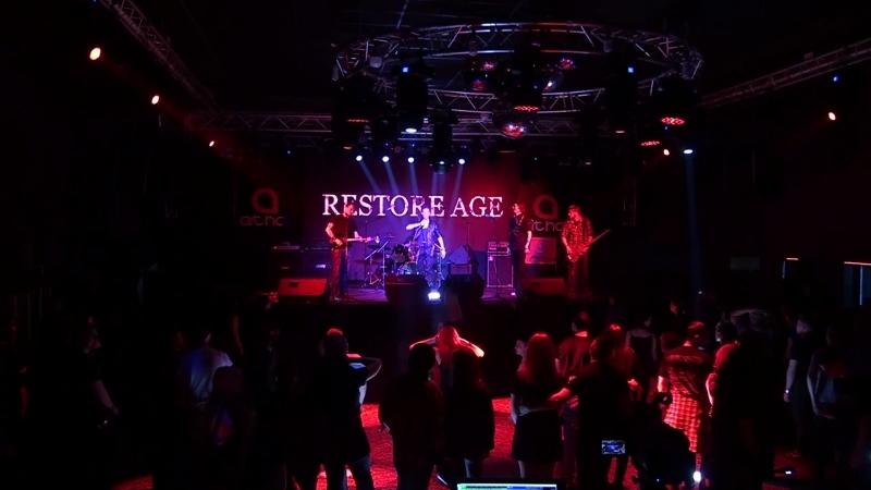 RESTORE AGE Rock Mini Fest 26 05 18