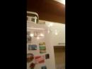 Криволинейная спайка полотен на кухне 8 913 768 99 33