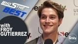 Teen Wolf, Froy Gutierrez interview Who's The Best