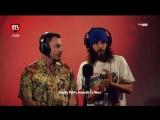 Джаред и Шеннон на итальянском радио RTL 102.5