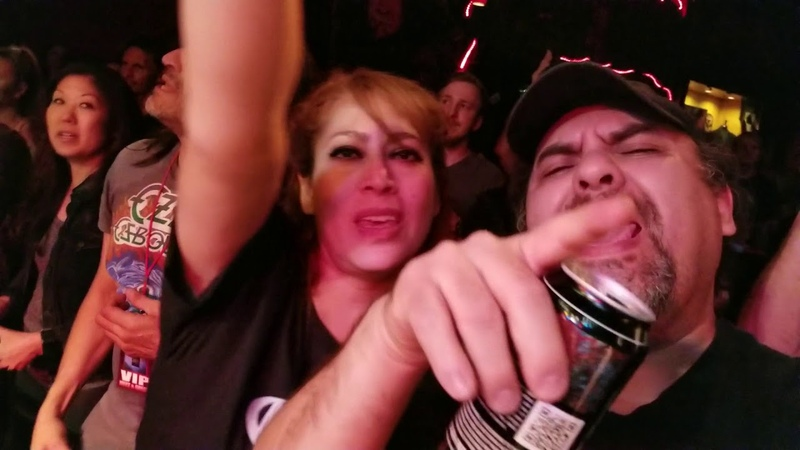 KINGDOM COME. 30 Year Anniversary Tour 2018-2019 (video 3 of 3) @ Counts Vampd Rock Bar. Las Vegas
