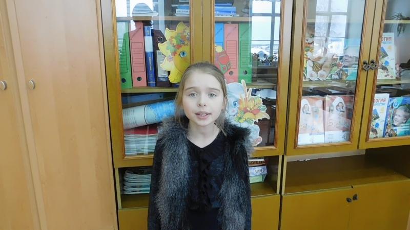 Участница акции Живая вода Козицына Лиза 9 лет ученица СОШ №1 г Никольска