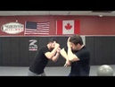 Russian Style Bare knuckle Boxing ends in bloody nose Systema Stockton Street Diaz 52 fisticuffs