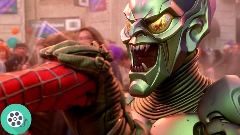 Человек-паук против Зелёного Гоблина   Человек-паук   2002 год.