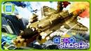 Aero Smash - open fire от ZPLAY * Воздушная мясорубка - Летай и кроши врагов * Игры на Sensor Games