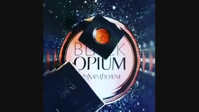 Блек Опиум