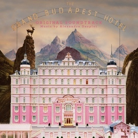 Alexandre Desplat альбом The Grand Budapest Hotel (Original Soundtrack)