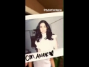 First Kat now Emeraude spending time with Luke Fontana Can't wait to see the photos Via @EmeraudeToubia IG Story