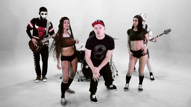 8 НОГ промо Gold Cobra VS Nookie Limp Bizkit covers