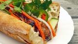 Багет с говядиной по-вьетнамски (бан ми) - рецепт Гордона Рамзи