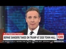 BERNIE SANDERS TAKES ON TRUMP AT 2020 TOWN HALL | CNN Cuomo Prime Time 2/25/19