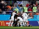 Египет Уругвай 01 победа на последних минутах!