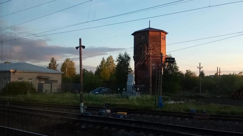 Храп в поезде