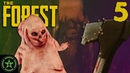 Max Teeth The Forest 5 Let's Play