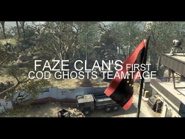 FaZe - Call of Duty Ghosts Teamtage 1
