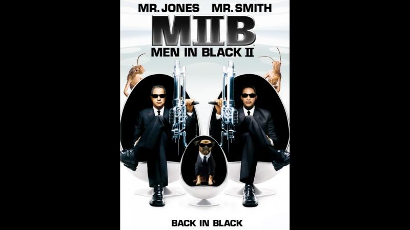 Люди в черном 2 2002 фантастика боевик триллер комедия