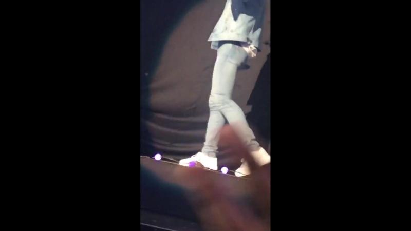 [VK][180527] MONSTA X fancam - White Love (Kihyun focus) @ The 2nd World Tour: The Connect in Seoul D-2