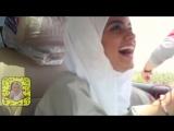 Аравийка читает рэп