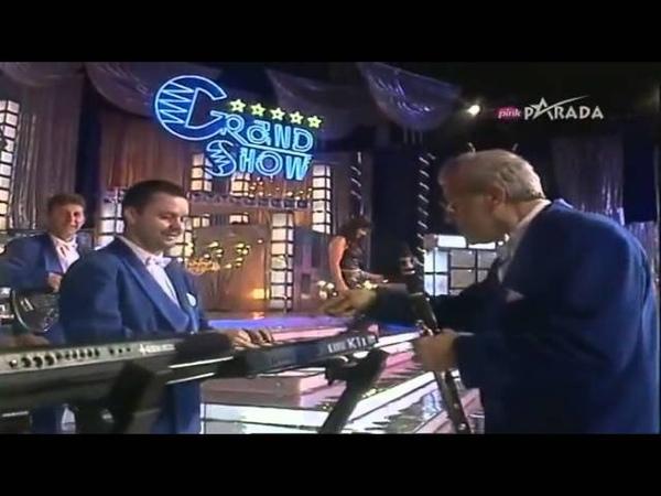 Nela Bijanic - Sad ne idi - Grand show - (TV Pink 2002)
