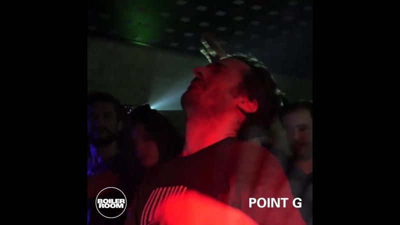 Boiler Room Paris - Point G