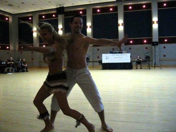 Day of Dance Professional Performance Samba - Daniella Karagach and Pasha Pashkov
