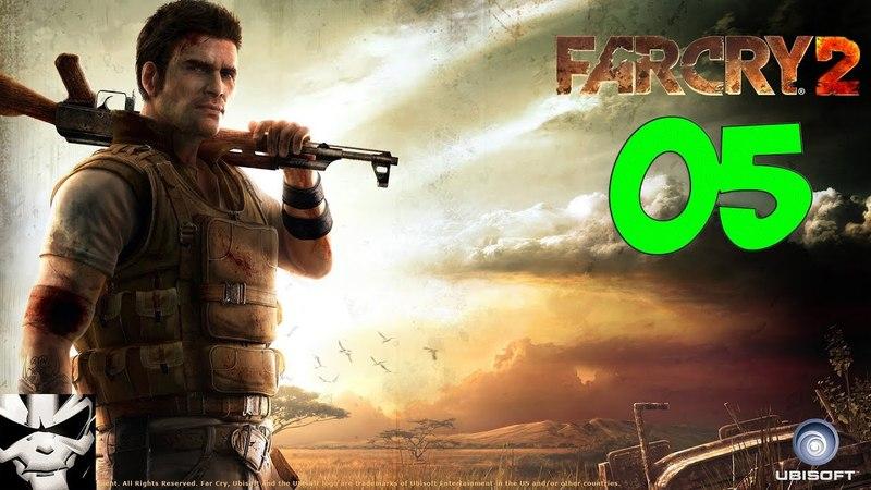 Прохождение Far Cry 2. Часть 5. Ночные телодвижения