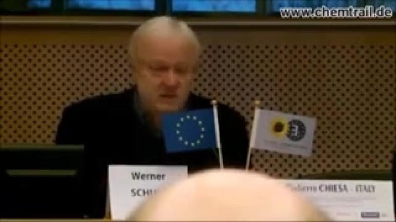 EU Politiker Chemtrail