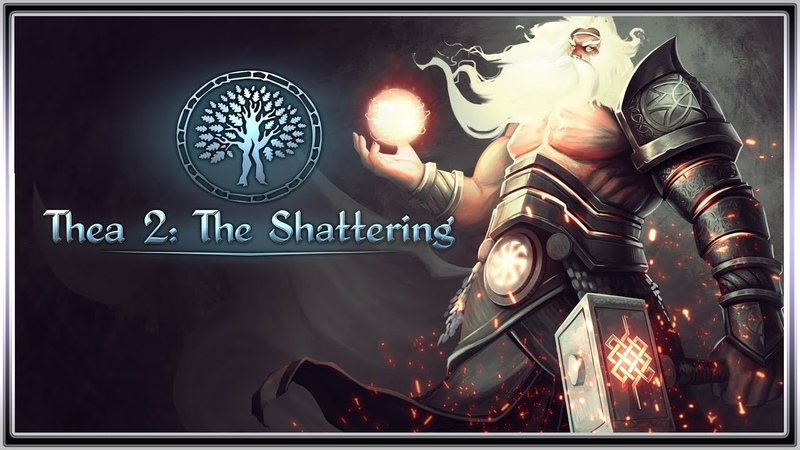 [ОБЗОРЫ] - Thea 2: The Shattering: Michael - Русификатор
