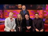 The Graham Norton Show HD S25E07 Michael Buble, Sir Ian McKellen, Carey Mulligan, Taron Egerton