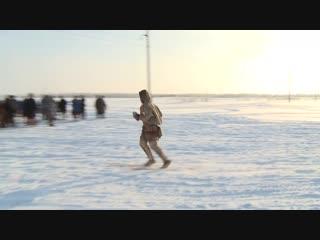 В понедельник в Панаевской тундре проходили тренировочные соревнования по национальным видам спорта.