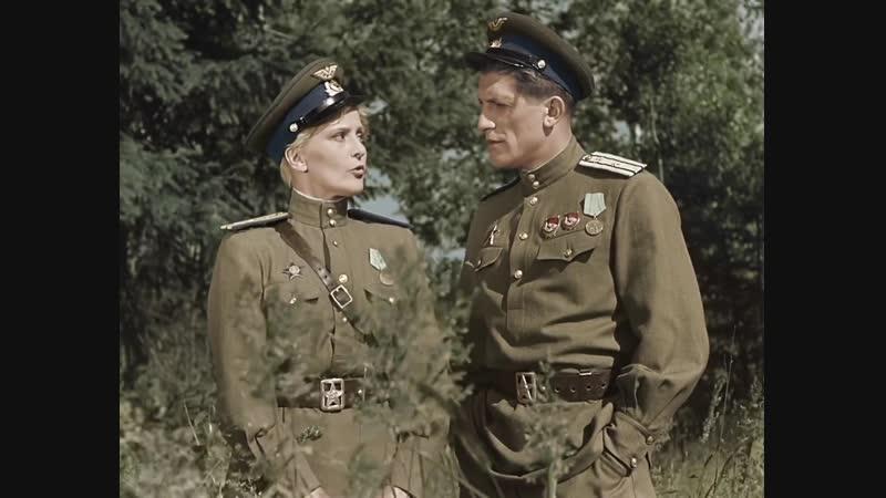Художественный фильм Небесный тихоход СССР 1945г оцифрованный Full HD 1080 4 3