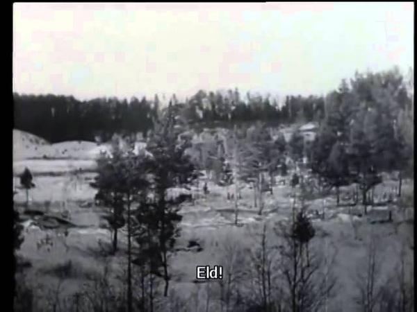 №21-2 28.11.1941 Зимняя война в Восточной Карелии. Дальний выход патруля для подрыва железной дороги