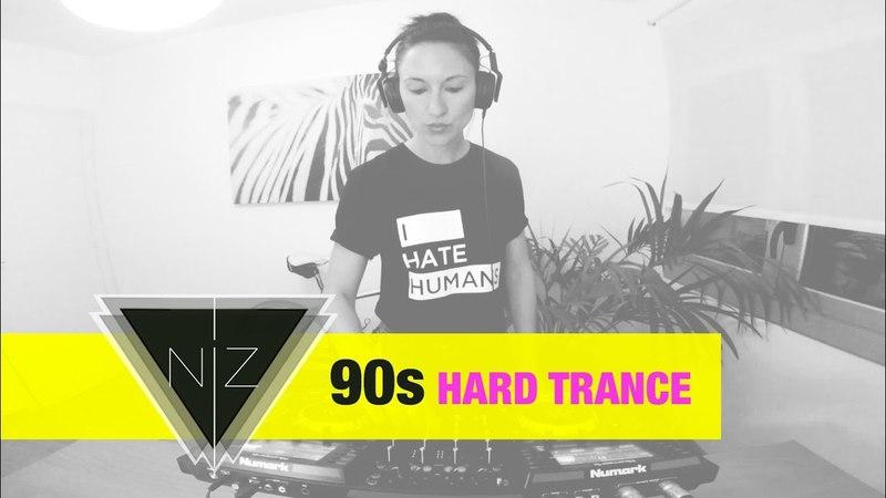 NiZ Video Set - 90s Hard Trance