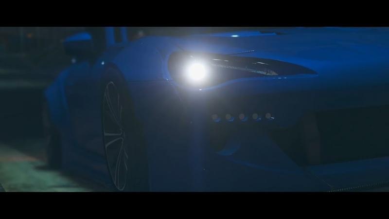 Toyota GT86 | Rocket Bunny | GTA V Rockstar Editor