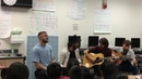 Imagine Dragons It's Time Acoustic Live at Elaine Wynn Elementary School