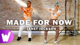 MADE FOR NOW Janet Jackson ft. Daddy Yankee COREOGRAF